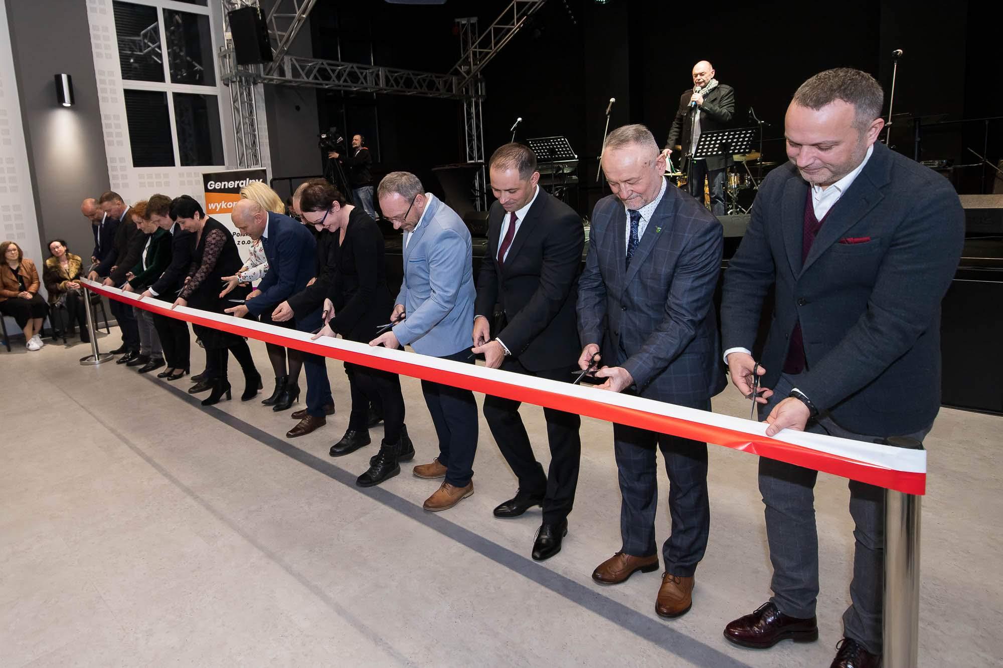 Uroczyste otwarcie Centrum Kultury Alternatywnej
