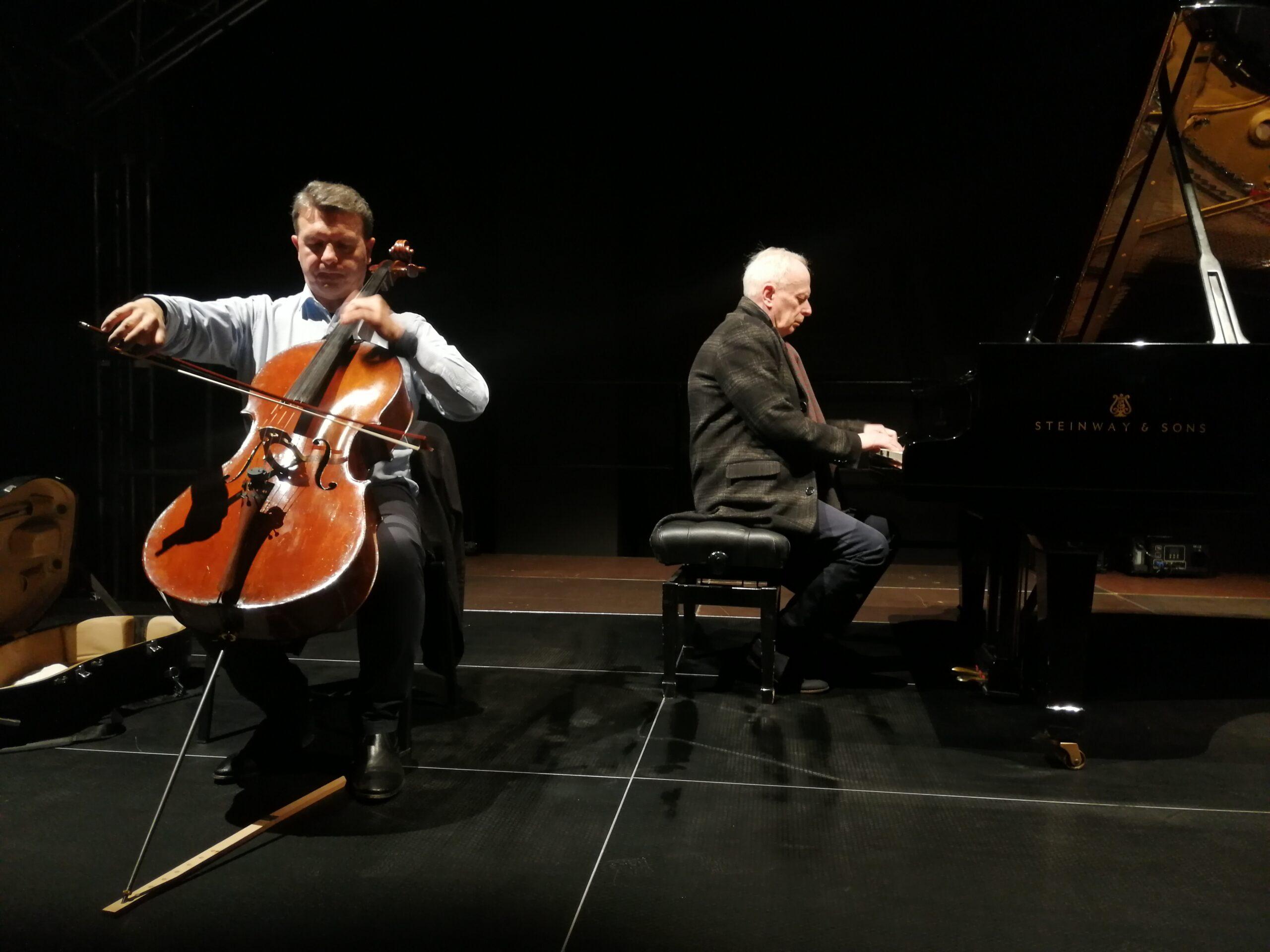 Chopin i Schubert w CKA