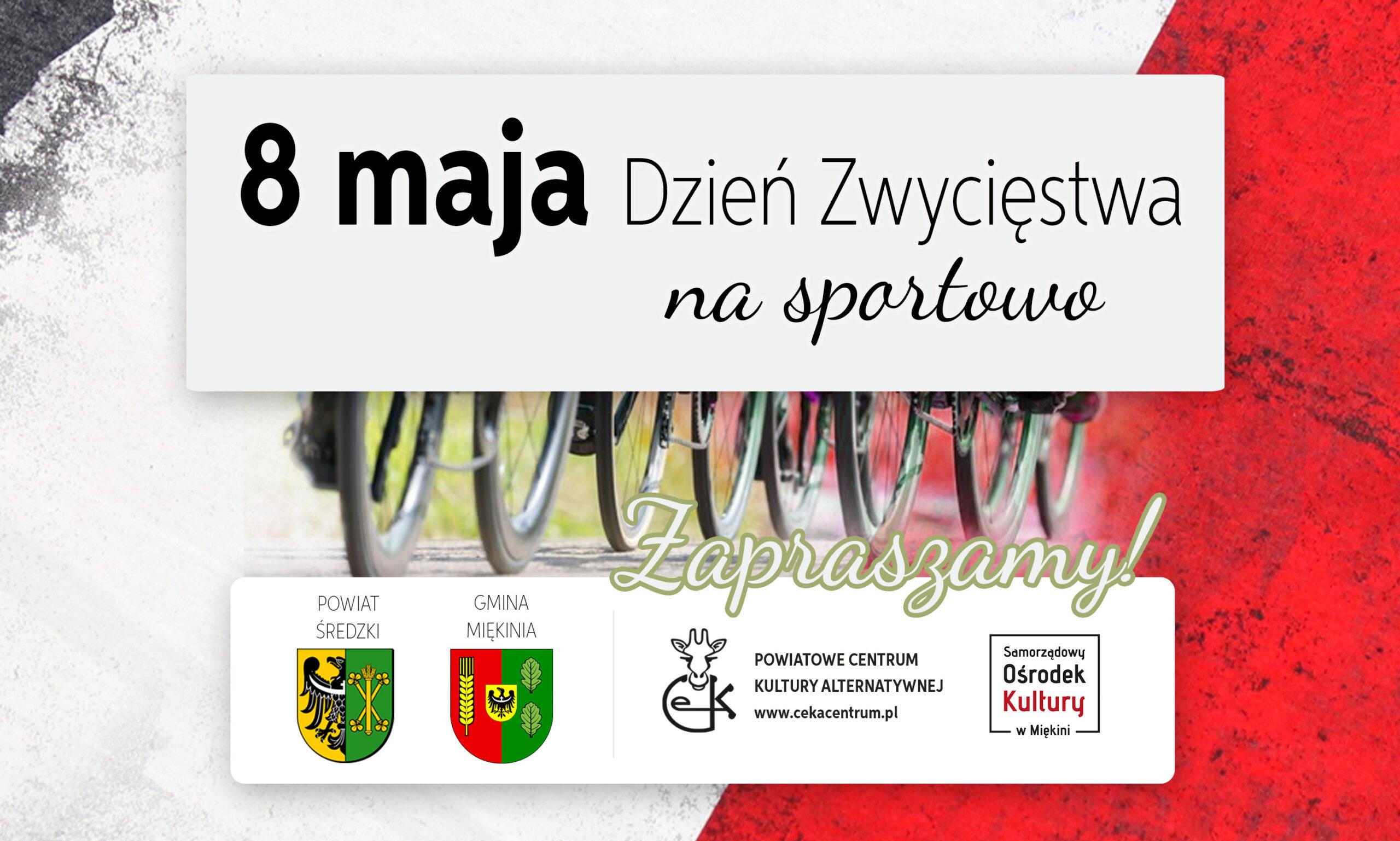 8 maja – Dzień Zwycięstwa – na sportowo